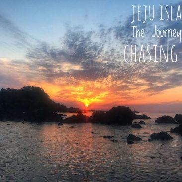 Jeju Island The Road Journey of Chasing Sun