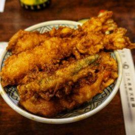 Asakusa Must Eat Food - Daikokuya Tempura
