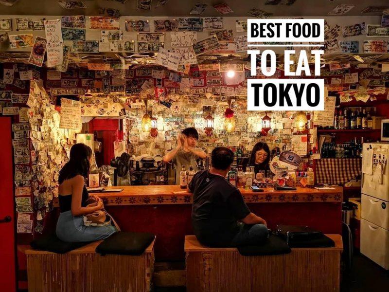 Best Food To Eat in Tokyo