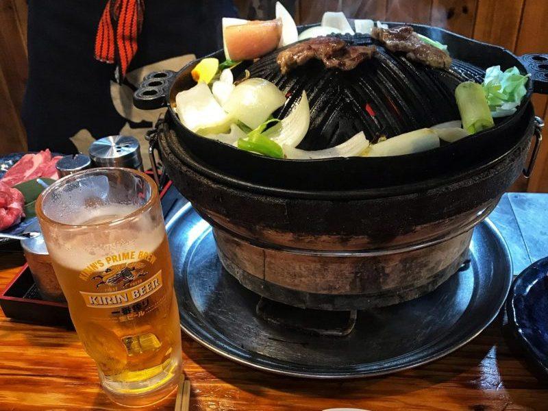 Best Food in Asahikawa - Gengis Khan