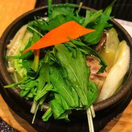Best Mizutaki from Hakata Hanamidori - Must Eat Food in Fukuoka