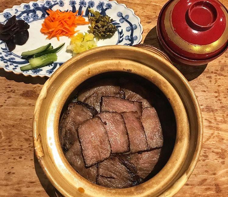 Bungo Beef Mabushi From Yufumabushi Shin