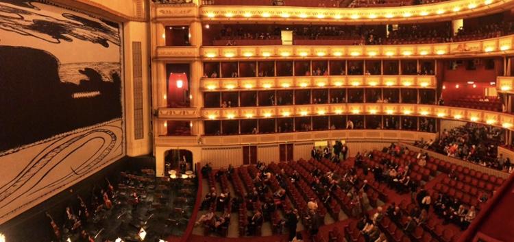 Enjoy Opera Music at Vienna Staatsoper