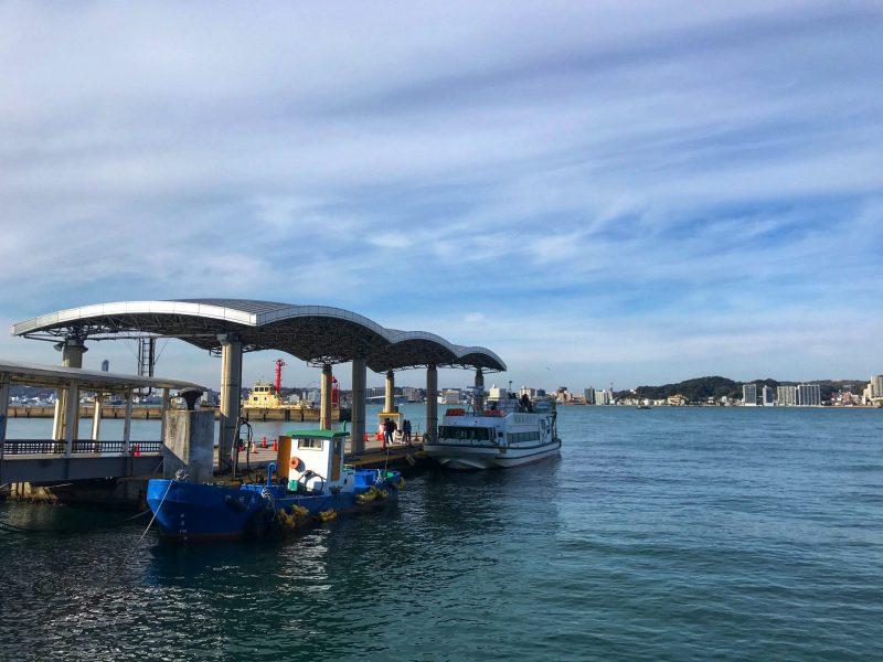 From Mojiko To Karato Market by Ferry Ride