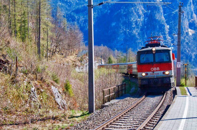 Getting To Hallstatt By Train