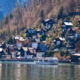 Getting To Hallstatt by Ferry