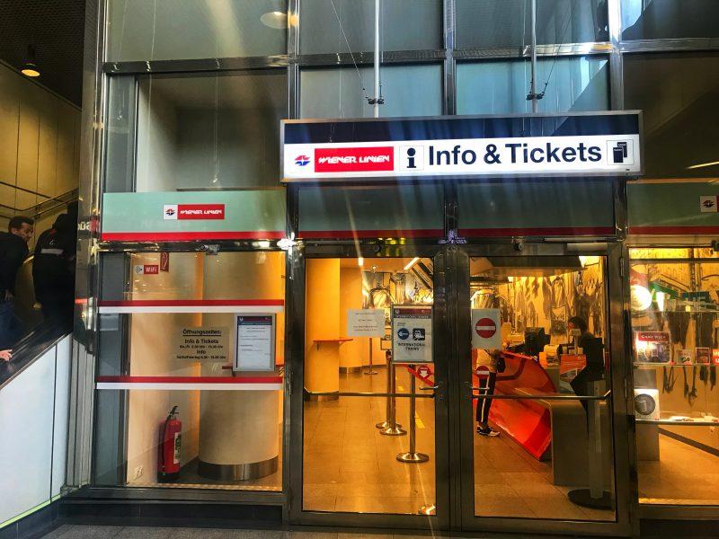 Getting around Vienna with Vienna Transportation Pass