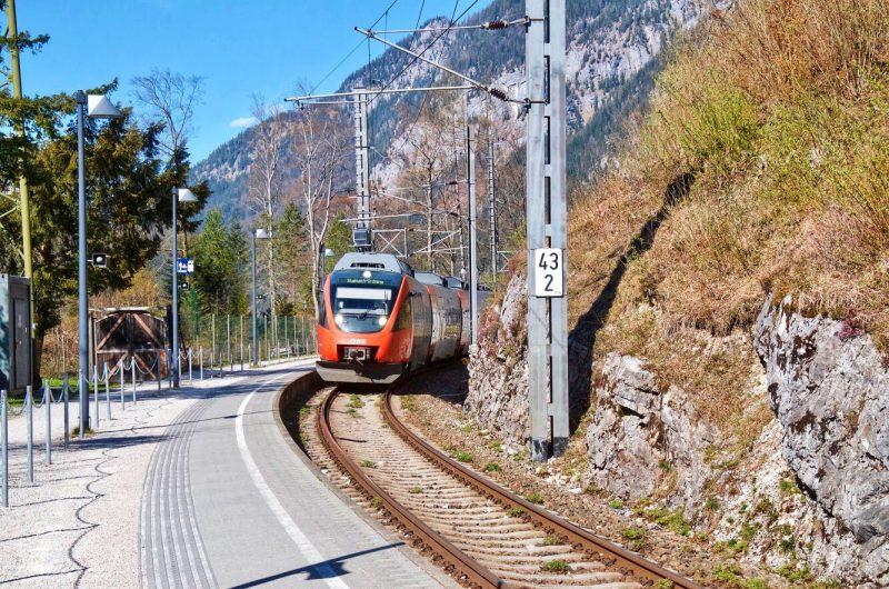 Getting to Hallstatt from Vienna or Graz