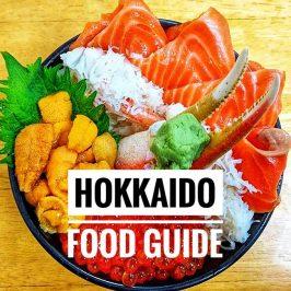 Hokkaido Food Guide