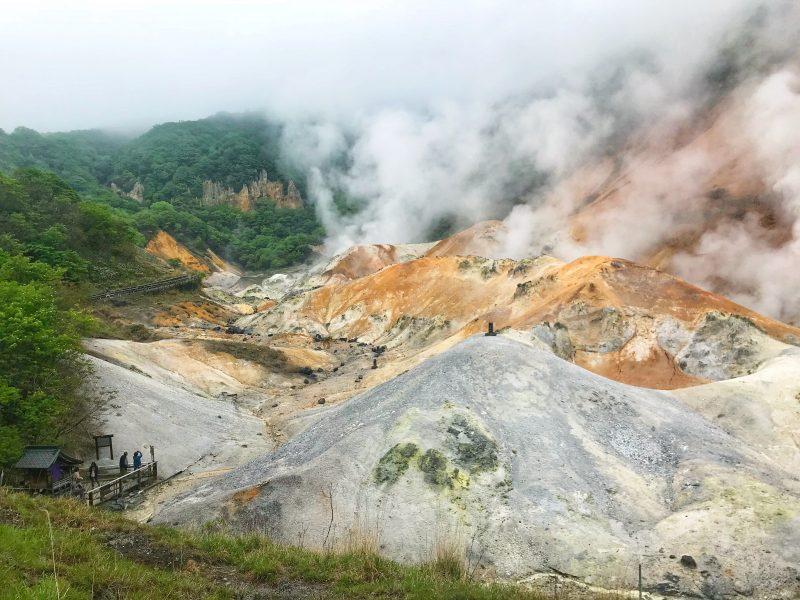 Jigokudani aka Hell Valley