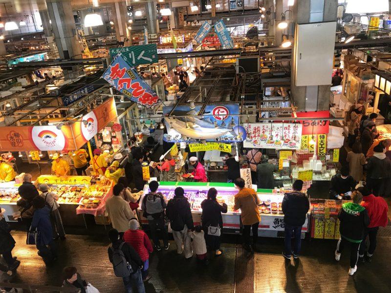 Karato Market - Sushi Battle Event