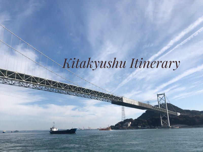 Kitakyushu itinerary