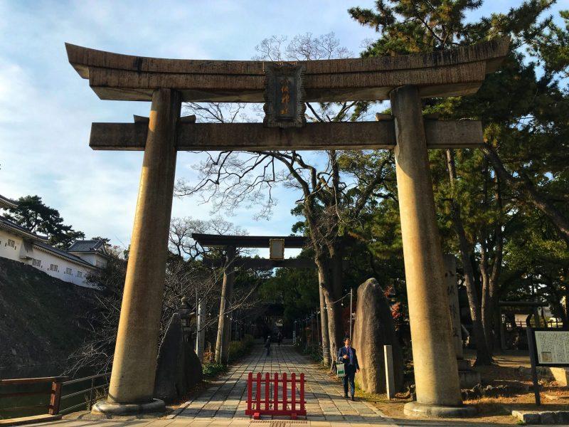 Kokura Castle Ground
