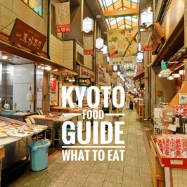 Kyoto Food Guide: What to eat in Kyoto