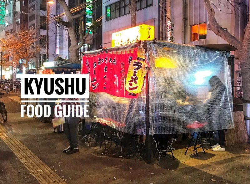 Kyushu Food Guide - Best Food