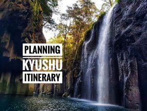 Kyushu Itinerary