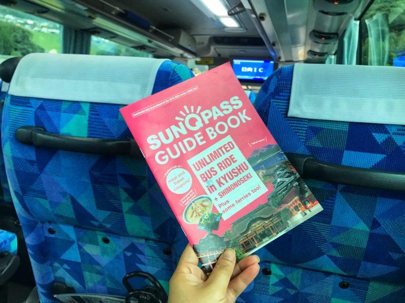 Southern Kyushu Itinerary with SunQ Pass
