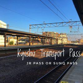 Kyushu Transport Pass