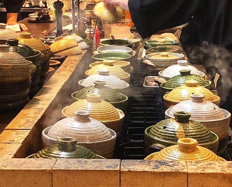 Mabushi Preparing in Yufumabushi Shin