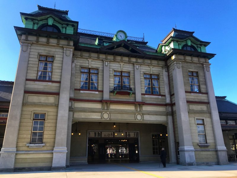 Mojiko Station Building