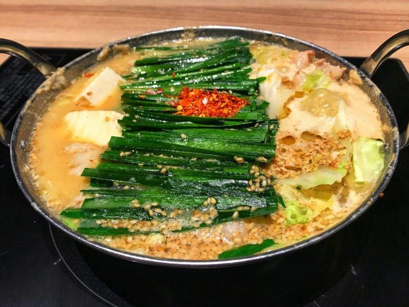 Motsunabe Must Eat Food in Fukuoka