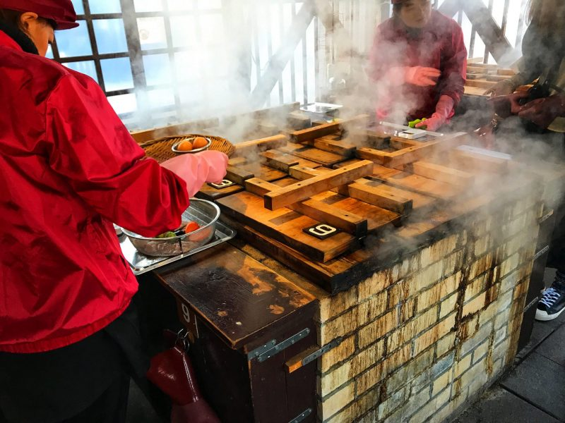 Must Try Food in Beppu