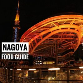 Nagoya Food Guide