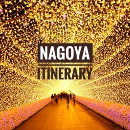 Nagoya Itinerary