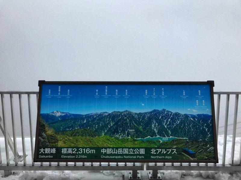 Observation deck in Daikanbo Station