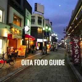 Oita Food Guide