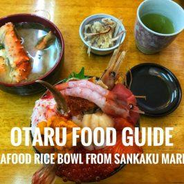 Otaru Food Guide