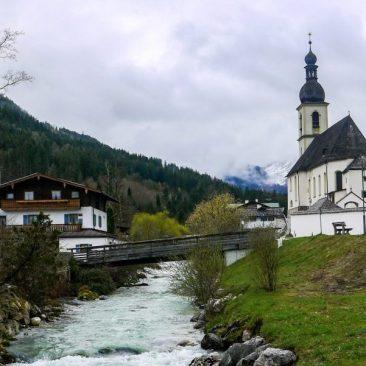 Ramsau Kirche