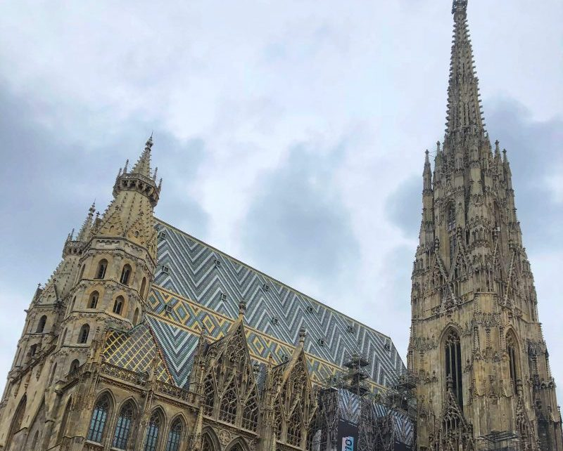 Stephansdom cathedral Vienna