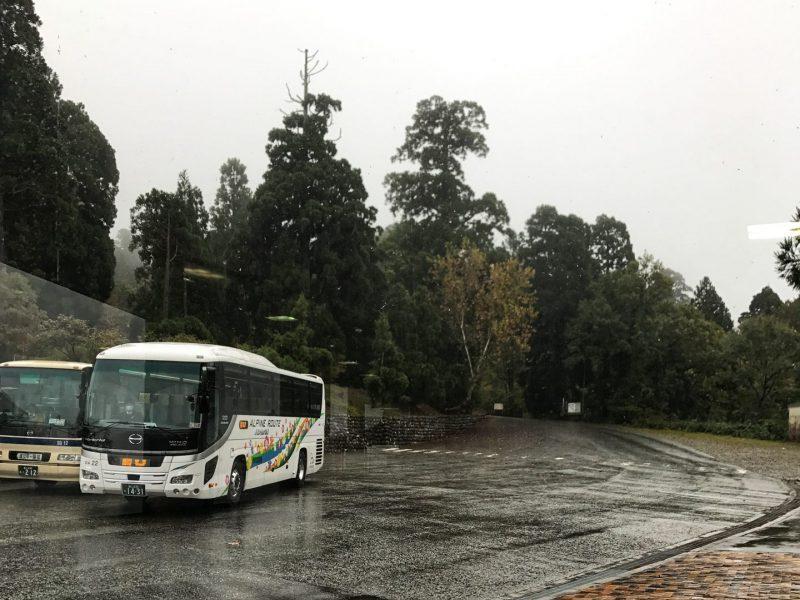 Tateyama Togen Bus