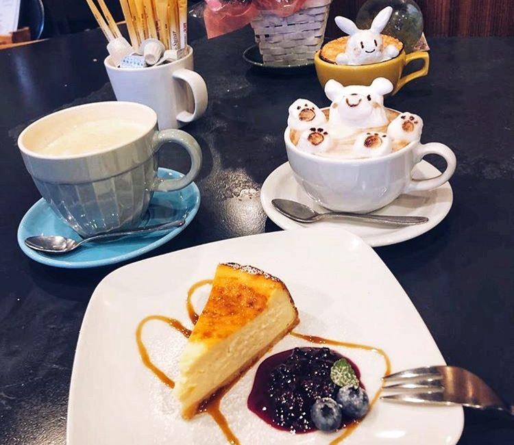 Tokyo Cafe Food