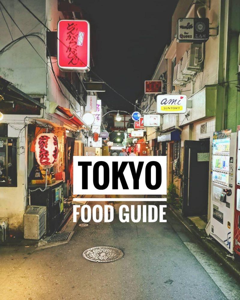 Tokyo Food Guide Blog