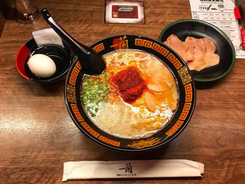 Tokyo Food Guide - Ichiran Ramen