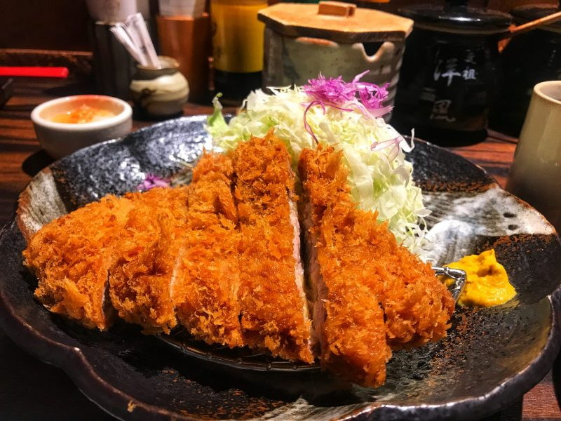 Tonkatsu - Kyushu Must Eat