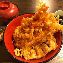 Toyotsune Beppu Best Tempura Rice Bowl