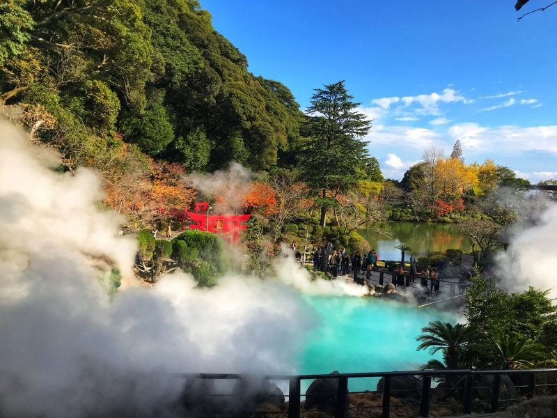 Umi Jigoku Beppu Must Visit Attraction