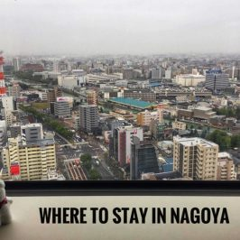 Where To Stay In Nagoya