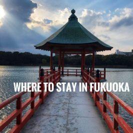 Where To Stay in Fukuoka - Tenjin