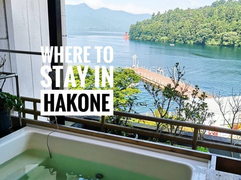 Where To Stay in Hakone