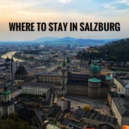 Where To Stay in Salzburg